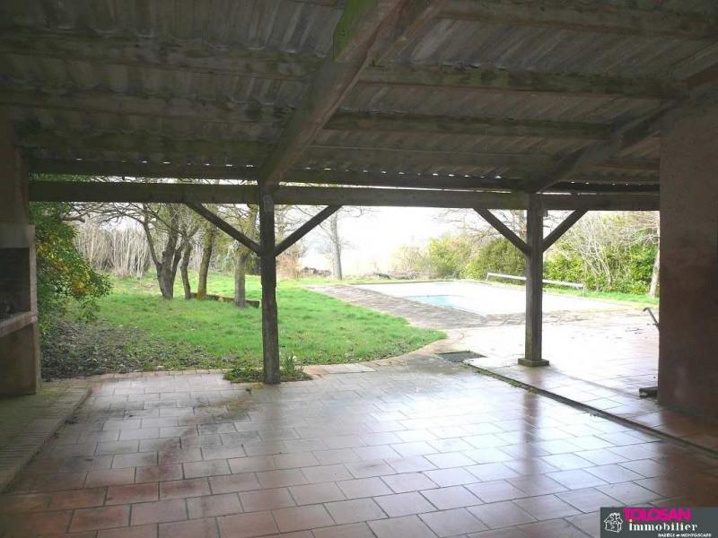 Vente maison / villa Villefranche de lauragais secteur 375000€ - Photo 10