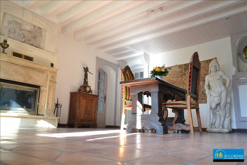 Vente de prestige maison / villa St just chaleyssin 539000€ - Photo 2
