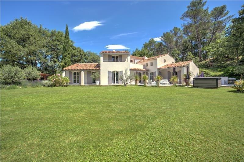 Vente de prestige maison / villa Peynier 890000€ - Photo 2