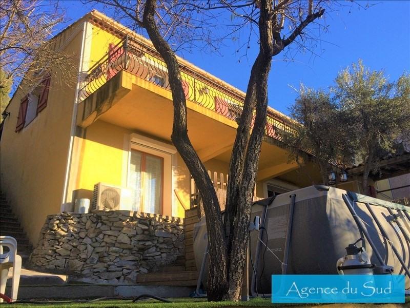 Vente maison / villa Cuges les pins 410000€ - Photo 5