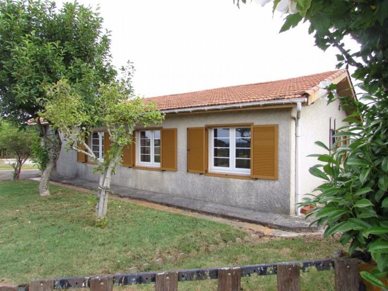 Vente maison / villa Burgaronne 148000€ - Photo 2