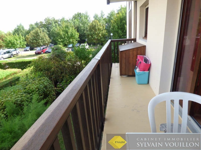 Verkoop  appartement Villers sur mer 75000€ - Foto 2