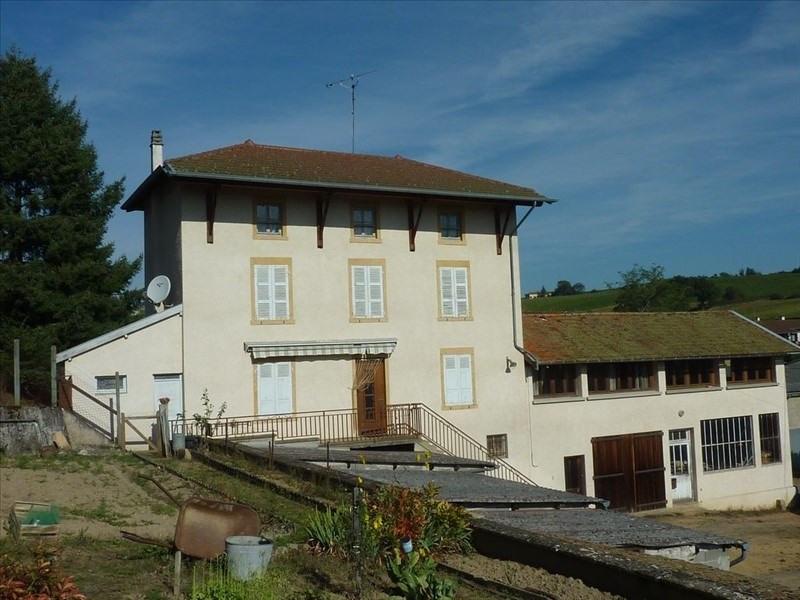 Sale house / villa St verand 268000€ - Picture 1