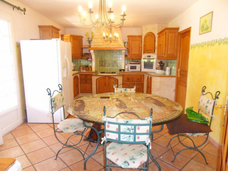 Vente maison / villa Entraigues sur la sorgue 420000€ - Photo 7