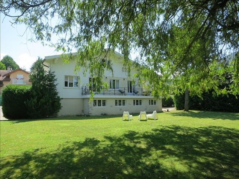 Vente maison / villa Annecy le vieux 895000€ - Photo 1
