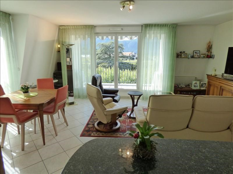 Venta  apartamento Aix les bains 345000€ - Fotografía 1