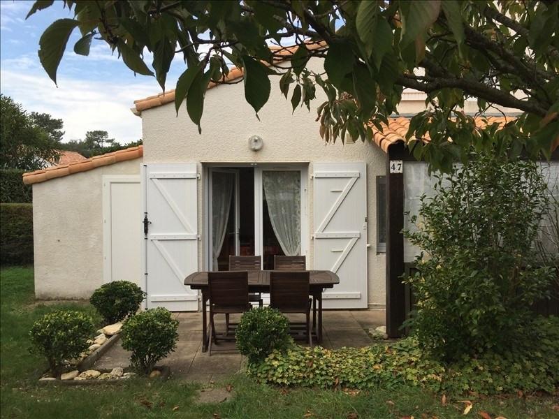 Vente maison / villa St vincent sur jard 125000€ - Photo 1