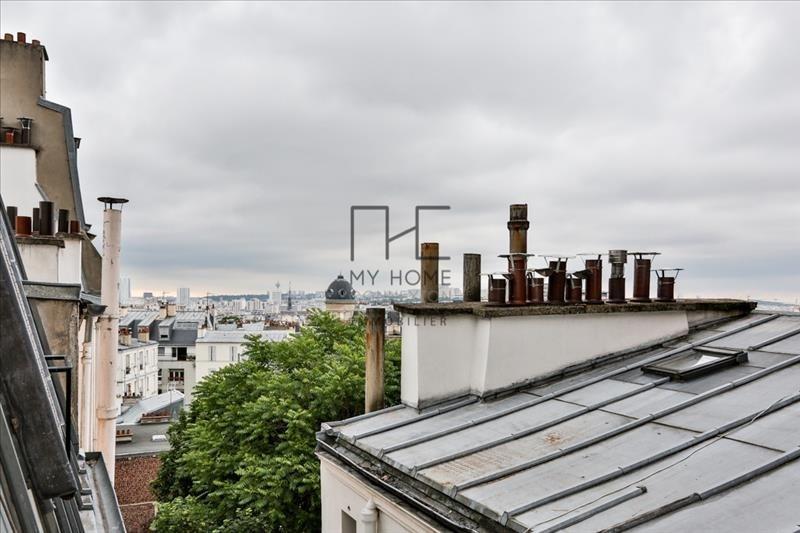 Verkauf wohnung Paris 18ème 417000€ - Fotografie 7