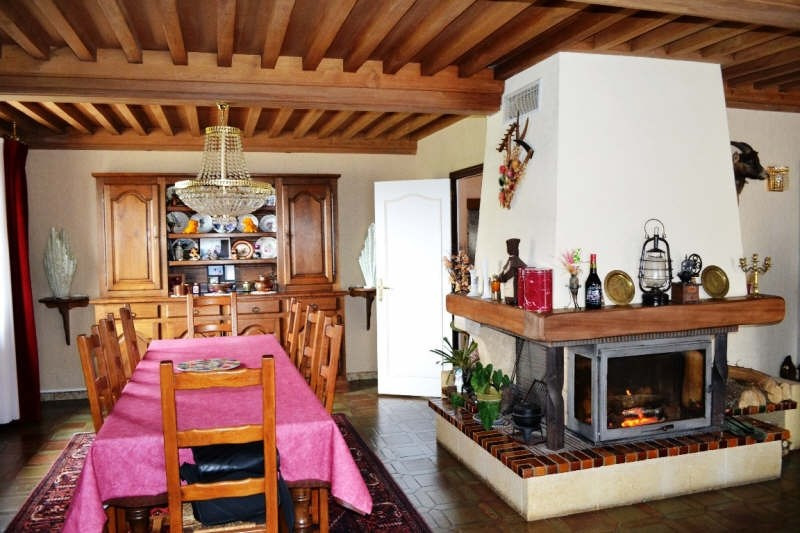 Sale house / villa Rouvray 398000€ - Picture 4