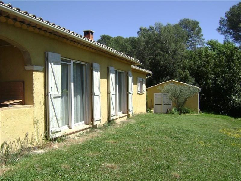 Vente maison / villa Villecroze 315000€ - Photo 1
