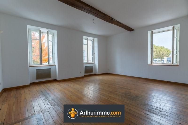 Viager appartement La tour du pin 96000€ - Photo 1