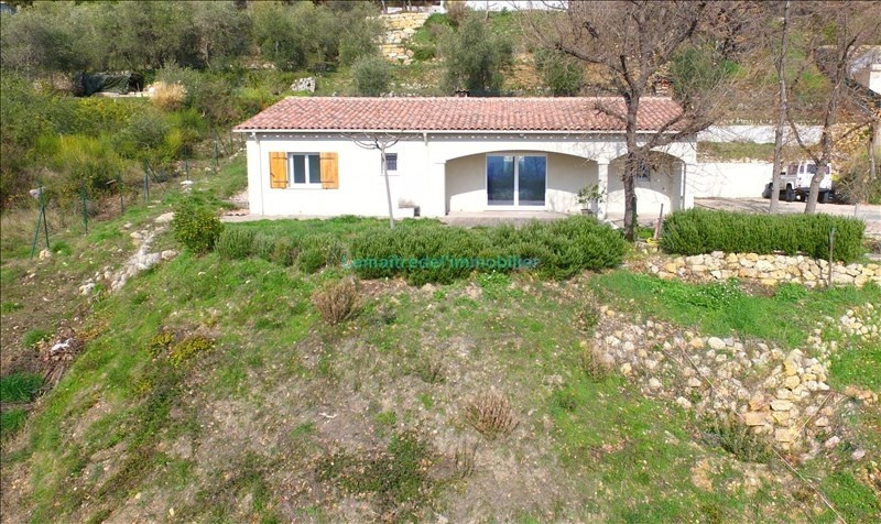 Vente maison / villa Le tignet 425000€ - Photo 2