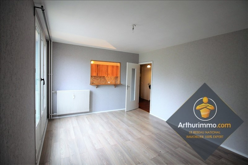 Rental apartment Pont de cheruy 640€ CC - Picture 1