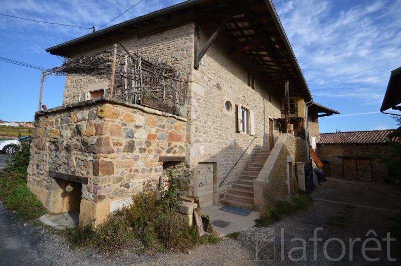 Vente maison / villa Villie morgon 210000€ - Photo 1