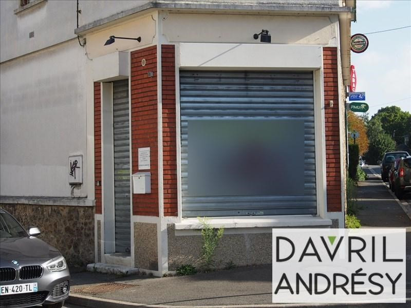 Vente local commercial Andresy 129500€ - Photo 1