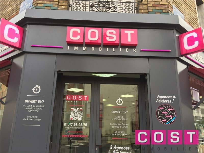 Vente parking Colombes 14 500€ - Photo 1