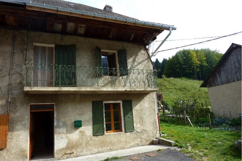 Rental house / villa Aillon le jeune 620€ CC - Picture 1