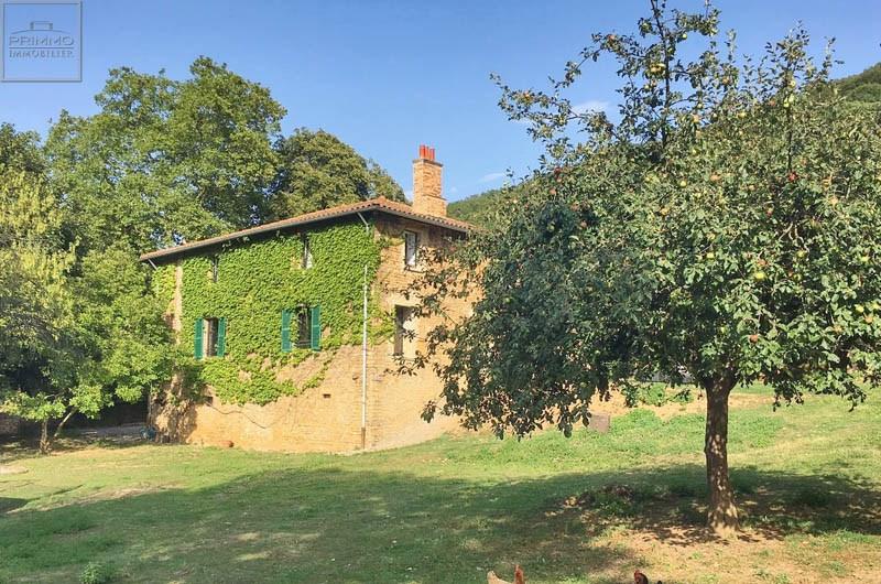 Deluxe sale house / villa Poleymieux au mont d'or 1080000€ - Picture 1