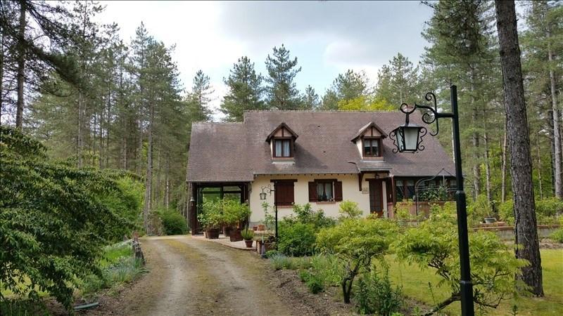 Vente maison / villa Les bordes 322000€ - Photo 1