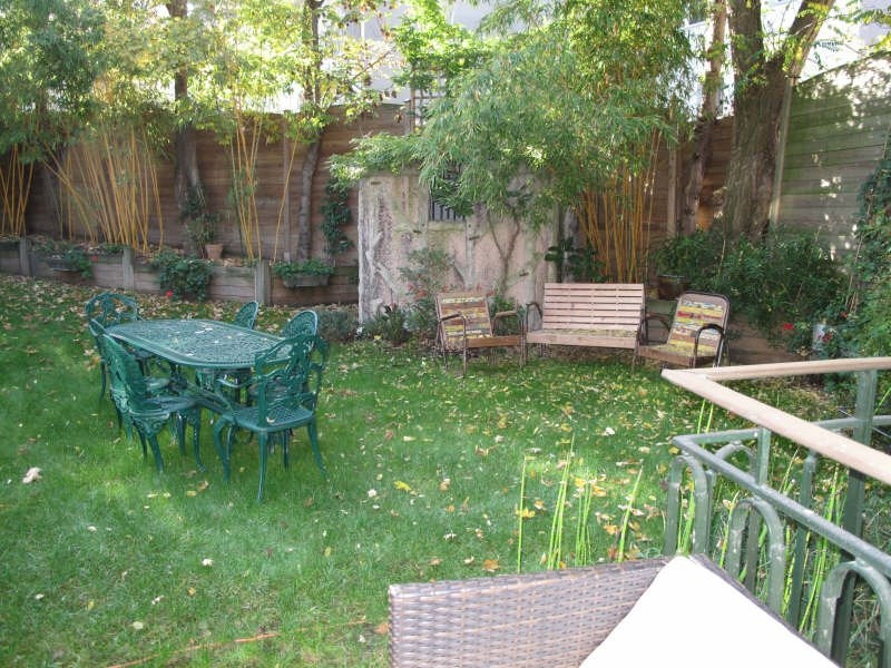Deluxe sale house / villa Colombes 795000€ - Picture 2