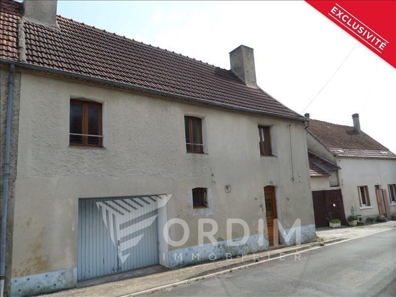 Sale house / villa Cosne cours sur loire 42000€ - Picture 1