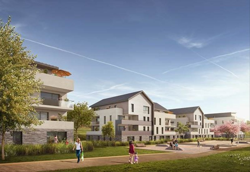 Venta  apartamento Chavanod 305500€ - Fotografía 2