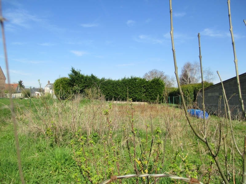 Sale site Neuilly en thelle 64000€ - Picture 1