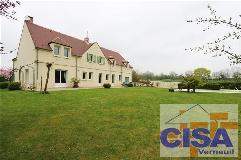 Deluxe sale house / villa Senlis 860 000€ - Picture 1