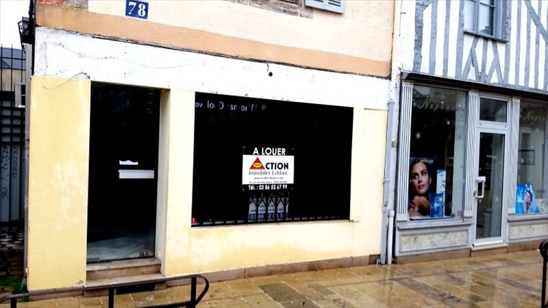 Rental empty room/storage Auxerre 750€ HC - Picture 2