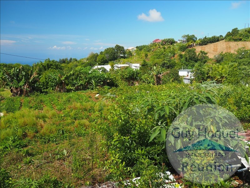 Vendita terreno Petite ile 104000€ - Fotografia 1