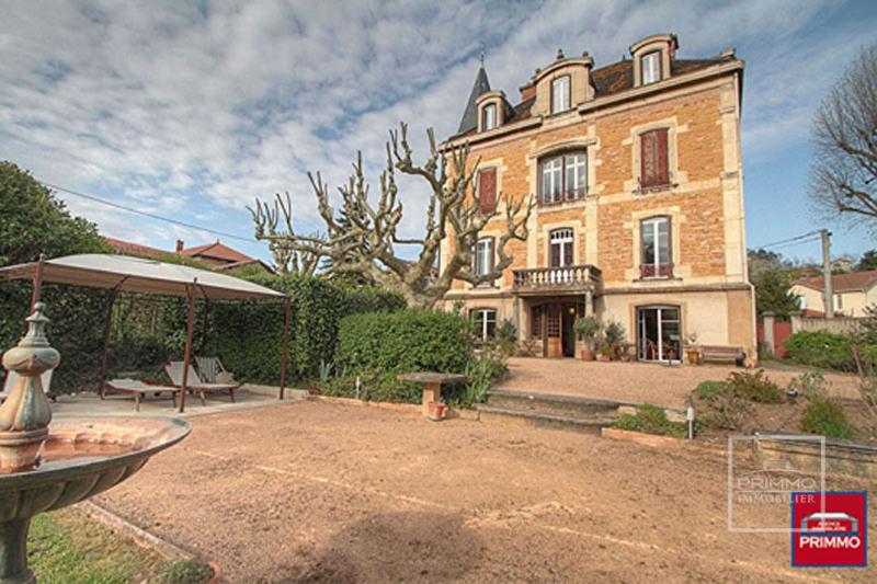 Sale apartment Neuville sur saone 210000€ - Picture 1