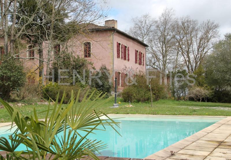 Vente château Samatan 16 km 700000€ - Photo 3