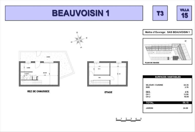 Vente maison / villa Beauvoisin 149900€ - Photo 10