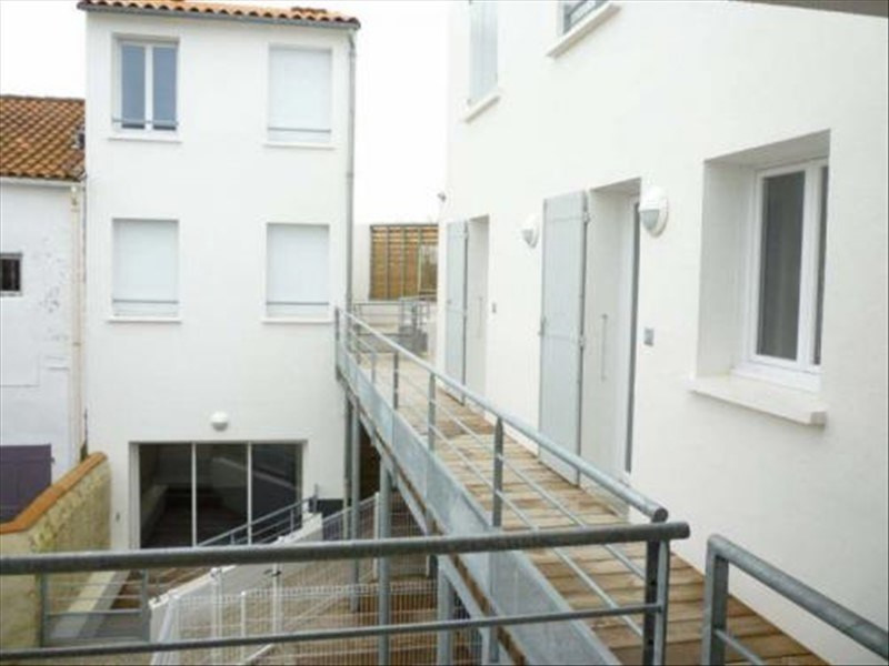 Vente appartement Le chateau d oleron 83 700€ - Photo 1