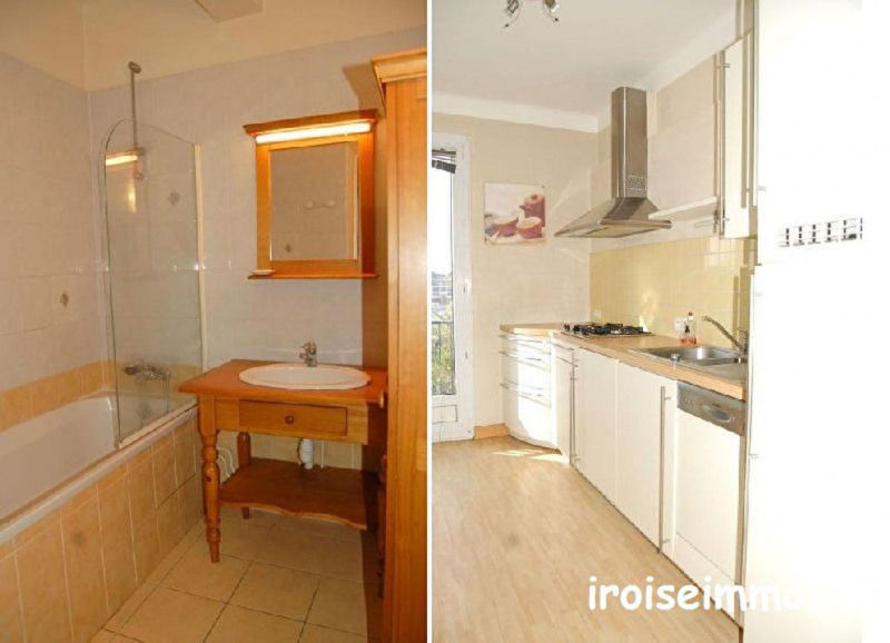 Rental apartment Brest 820€ CC - Picture 2