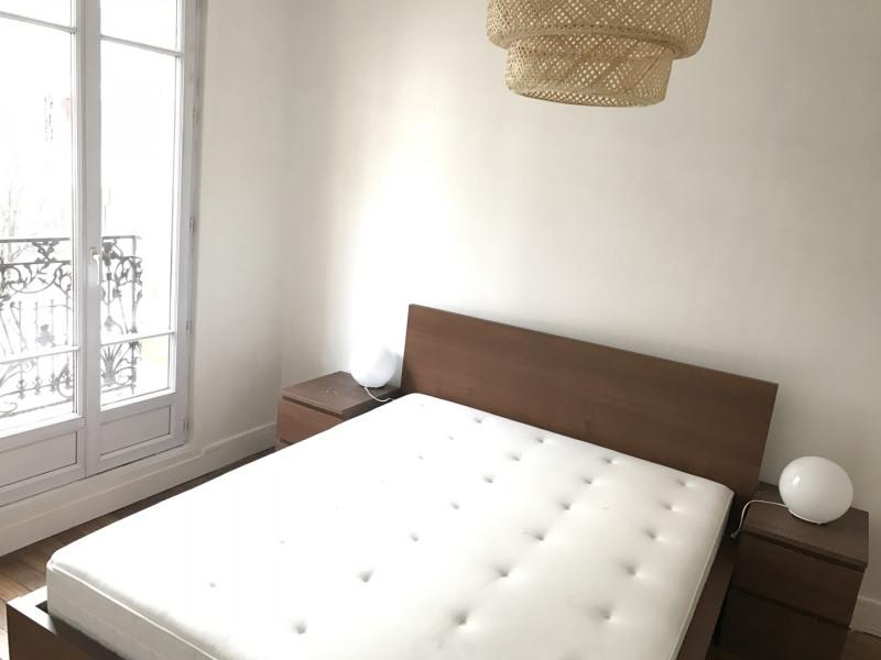 Rental apartment Paris 20ème 928€ CC - Picture 3