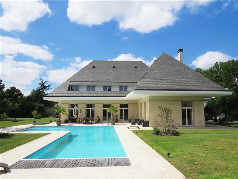 Deluxe sale house / villa Maisons laffitte 2650000€ - Picture 2