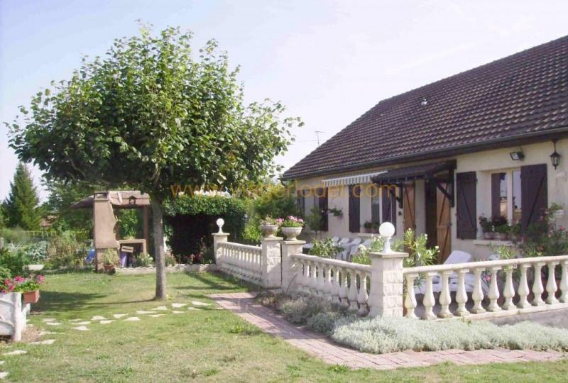 Life annuity house / villa Villegouin 45000€ - Picture 2