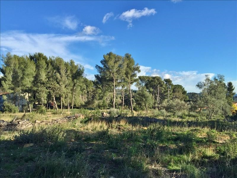 Vente terrain La ciotat 247 000€ - Photo 1