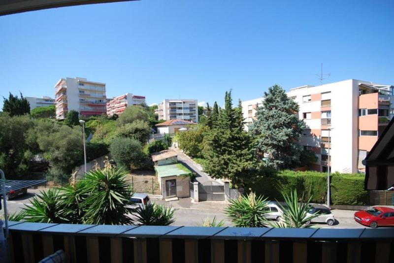Verkoop  appartement Antibes 132500€ - Foto 1