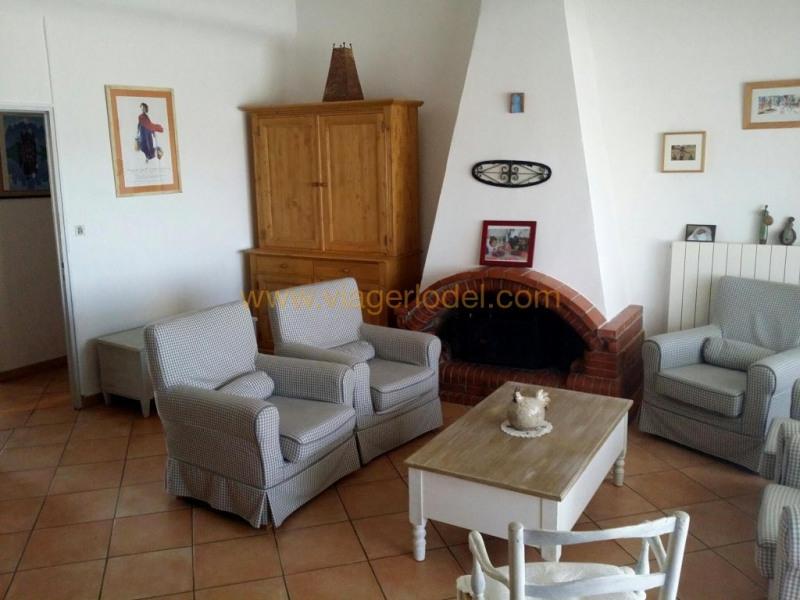Vendita nell' vitalizio di vita casa Régusse 84000€ - Fotografia 1