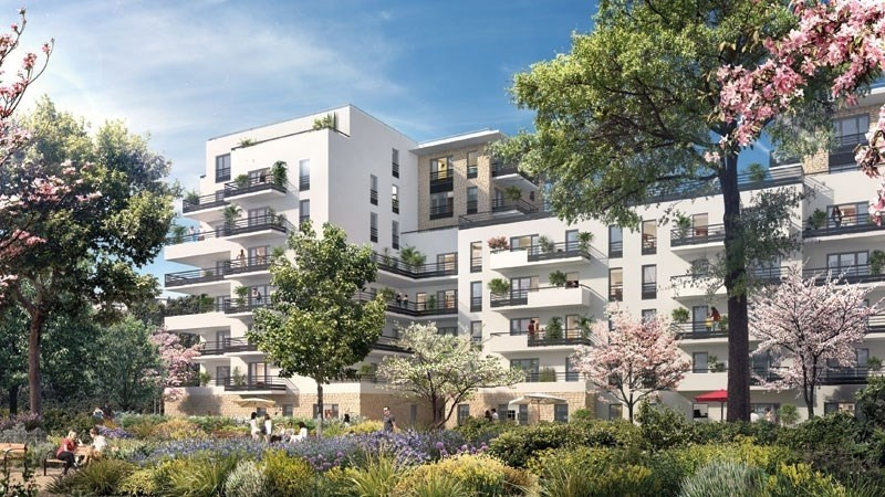 Location appartement Pontoise 950€ CC - Photo 1