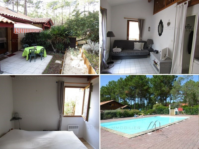 Location vacances maison / villa Lacanau ocean 257€ - Photo 1