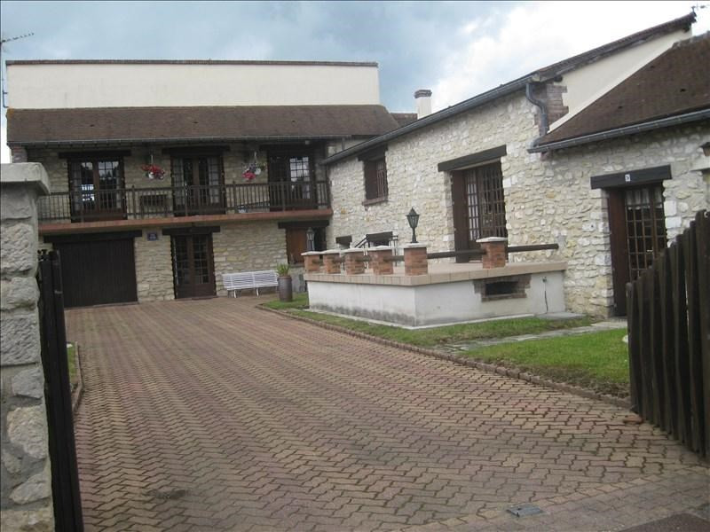 Sale house / villa Gasny 294000€ - Picture 1