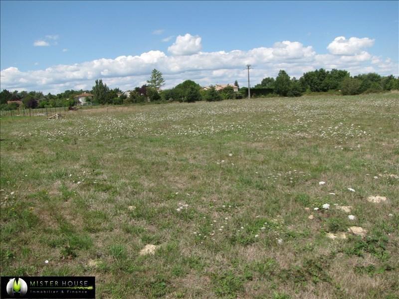 Vendita terreno Montbeton 247000€ - Fotografia 2