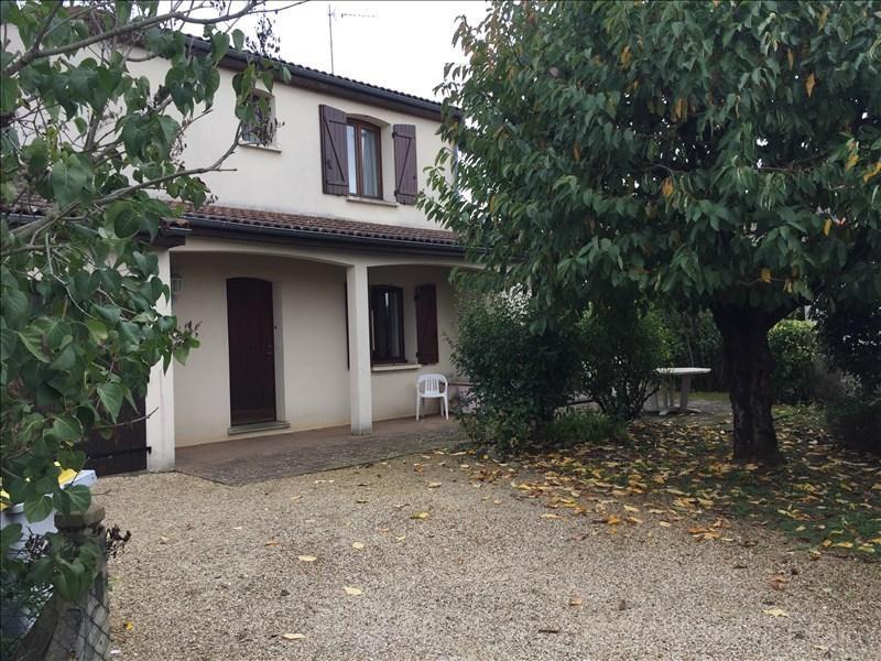 Vente maison / villa Poitiers 199000€ -  2