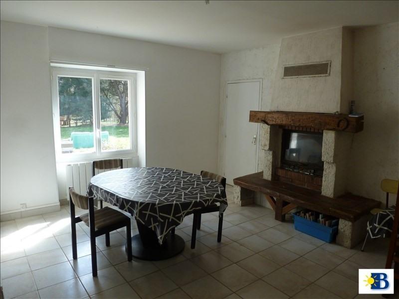 Vente maison / villa Scorbe clairvaux 132500€ - Photo 4