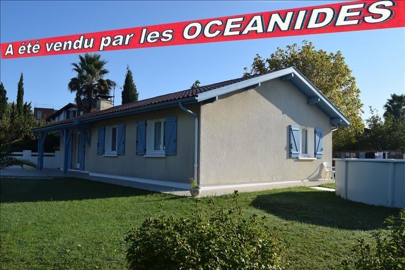 Vente maison / villa St martin de seignanx 394800€ - Photo 1