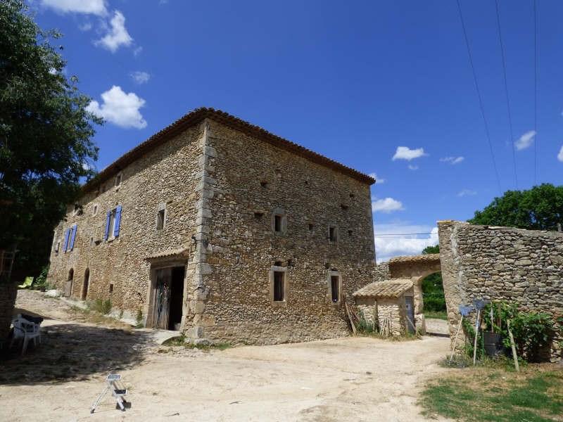 Vente maison / villa Goudargues 549000€ - Photo 1