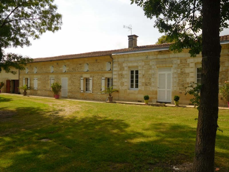 Sale house / villa St savin 240000€ - Picture 4